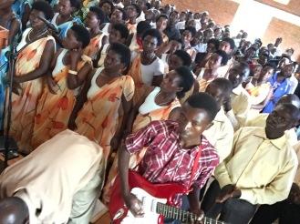 Healing Service for people of Rwanda
